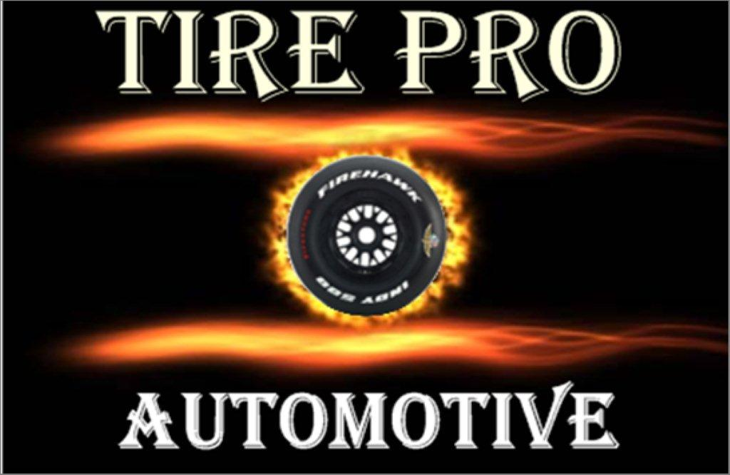 Tire Pro Automotive:Where your vehicle's needs are met!